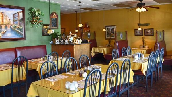 El Cajon Restaurants Italian