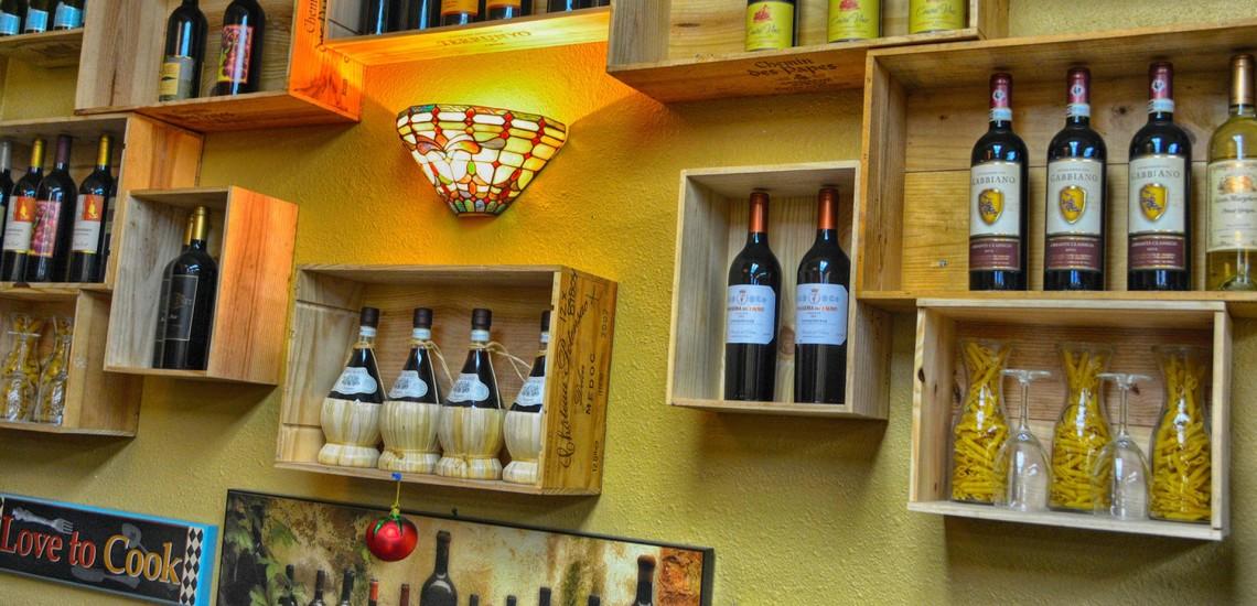 Wine Italian El Cajon California
